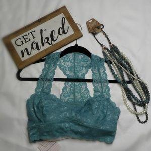 Other - Lace Racerback Bralette